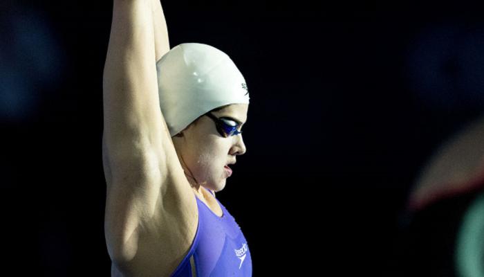 Зевіна не вийшла у фінал плавання на 200 метрів на спині, Трояновський не стартував