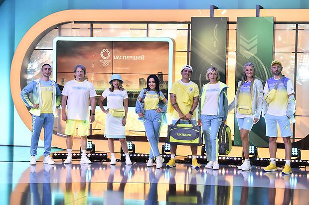 Представлена форма збірної України на Олімпіаду в Токіо