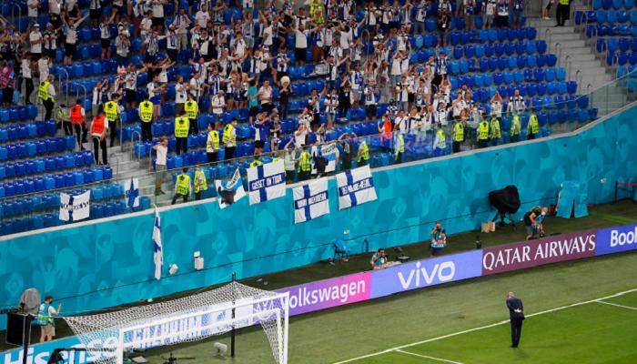 Фінський уряд пов'язує спалах захворюваності на COVID-19 в країні з матчами Євро в Росії