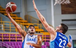 Молодежная сборная Украины по баскетболу потерпела пятое поражение на Еврочеленджере