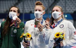 Британець Дін, росіянин Рилов, австралійка Маккіоун та американка Якобі виграли золото Олімпіади в плаванні