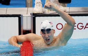 Американцы завоевали сразу шесть медалей в мужском и женском плавании