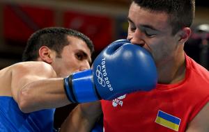 Боксер харцизи програв азербайджанцю Чалабієву і залишив олімпійський турнір