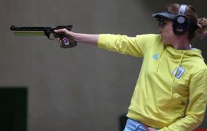 Костевич не вышла в третий финал олимпийского турнира по пулевой стрельбе