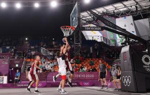 Латвія виграла золото Олімпіади в чоловічому баскетболі 3х3, в фіналі обігравши ОКР