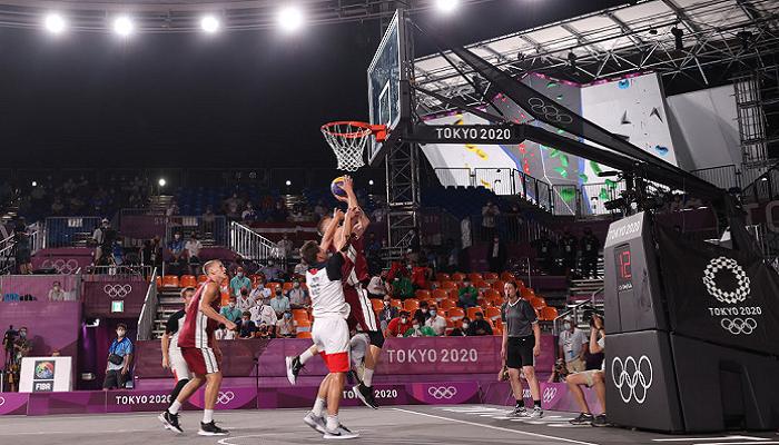 Латвия выиграла золото Олимпиады в мужском баскетболе 3х3, в финале обыграв ОКР