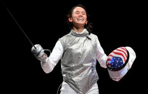 Американка Кіфер виграла золото Олімпіади у фехтуванні на рапірах