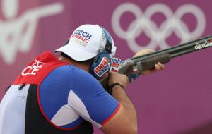 Чех Ліптак виграв Олімпіаду в стендовій стрільбі в трапі