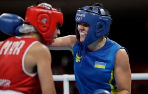 Лисенко — після переможного старту на Олімпіаді: «Спробувала максимально абстрагуватися й показати свій бокс»