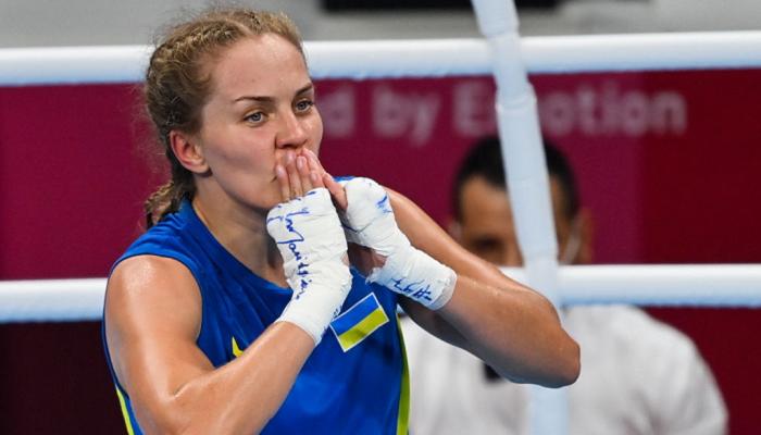 Лисенко вийшла в 1/4 фіналу жіночого турніру з боксу на Олімпіаді в категорії до 69 кг