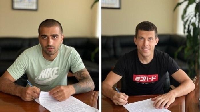 Чорноморець продовжив контракти Кравченка і Вачіберадзе