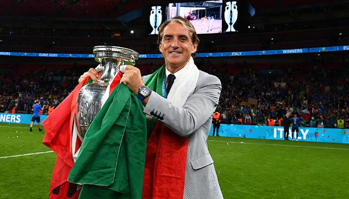 Манчини, Тухель и Гвардиола претендуют на награду лучшего тренера сезона 2020/21 от УЕФА