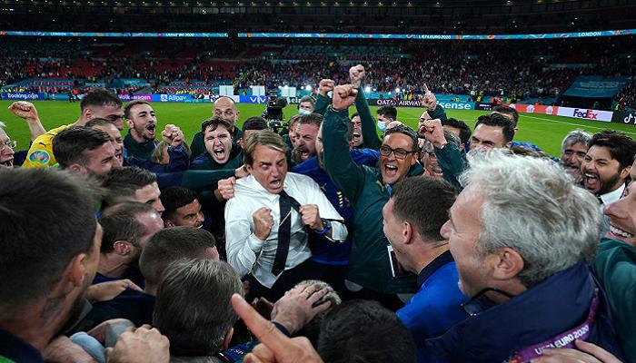 """Манчіні: """"Ми прагнули до фіналу, нехай навіть мало хто в це вірив до початку турніру"""""""