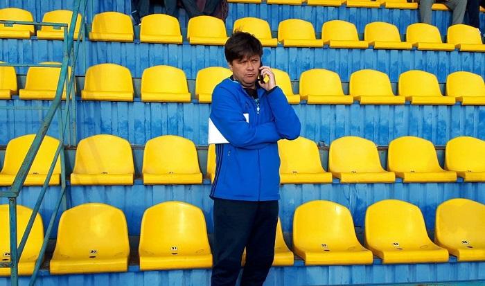 Олег Надуда: Епіцентр має претендувати на вихід до Першої ліги