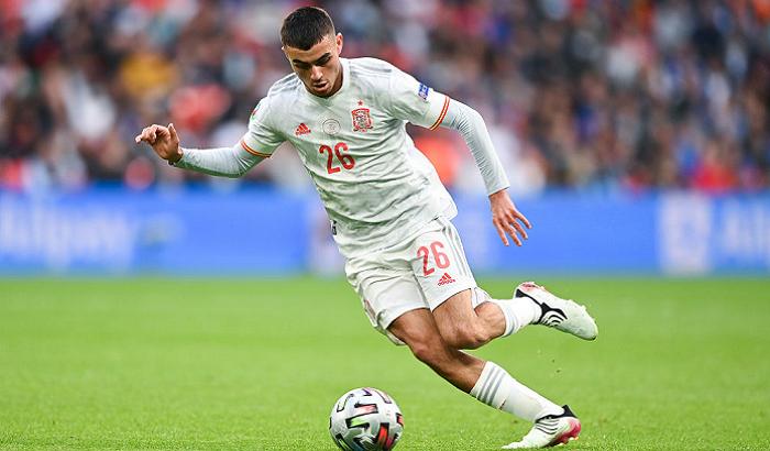 Педрі визнаний кращим молодим гравцем чемпіонату Європи