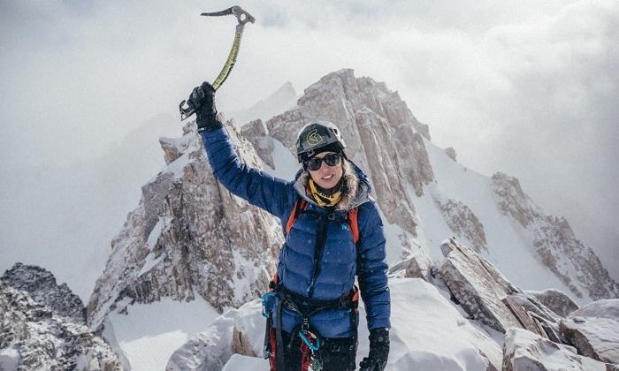 Напередодні 30-річчя незалежності країни відома українська альпіністка підніметься на гору-вбивцю
