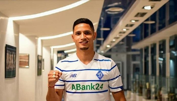 Динамо підписало п'ятирічний контракт з Раміресом