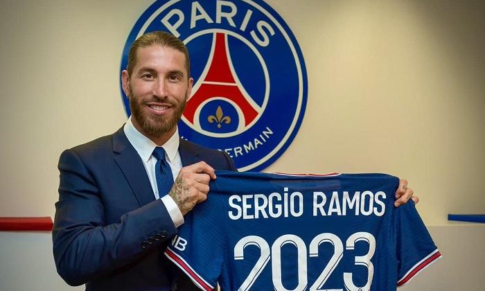 Рамос грозил Реалу перейти в ПСЖ с Месси. Серхио – в Париже, Лео – свободный агент