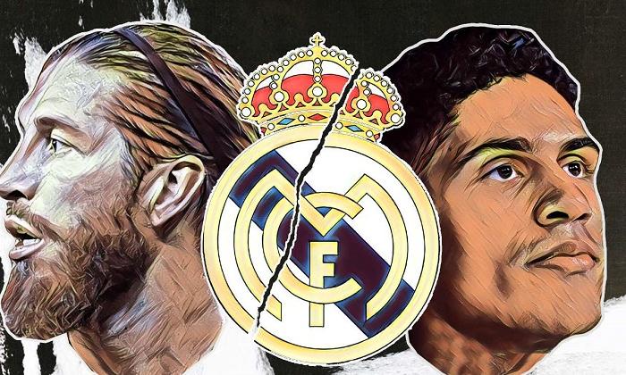 Реал слил Рамоса и Варана за один месяц. Стоп, а кто будет играть в центре защиты?