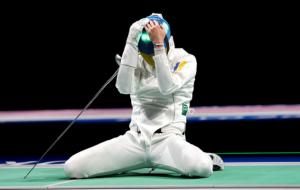 Рейзлин завоевал бронзовую медаль Олимпиады в фехтовании на шпагах