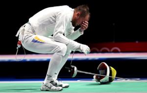 Рейзлін програв у півфіналі змагань на шпагах і побореться за бронзу Олімпіади