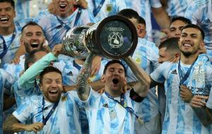 Аргентина — Бразилія. Відео огляд матчу за 11 липня