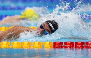 Романчук і Фролов вийшли у фінал плавання на дистанції 1500 м вільним стилем