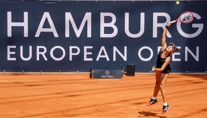 Румынка Русе выиграла турнир WTA в Гамбурге