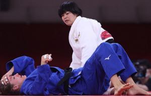 Японская дзюдоистка Хамада выиграла золото Олимпиады в категории до 78 кг