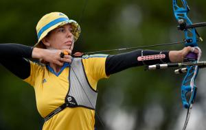 Украинка Сиченикова проиграла в 1/32 финала соревнований по стрельбе из лука на Олимпиаде