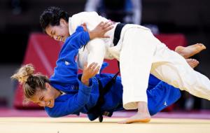 Японка Абе виграла золото Олімпіади в дзюдо до 52 кг