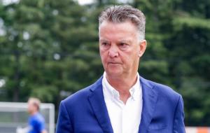 Ван Гаал втретє очолив збірну Нідерландів