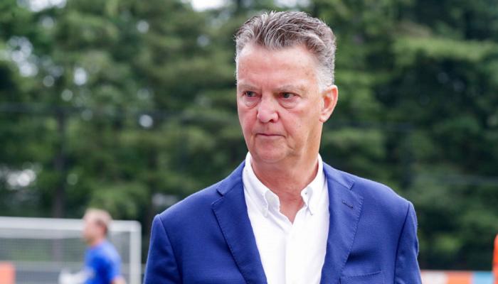 Ван Гаал станет новым главным тренером сборной Нидерландов