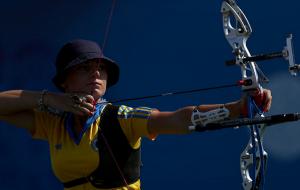 Українці Гунбін, Марченко і Павлова покинули олімпійський турнір зі стрільби з лука