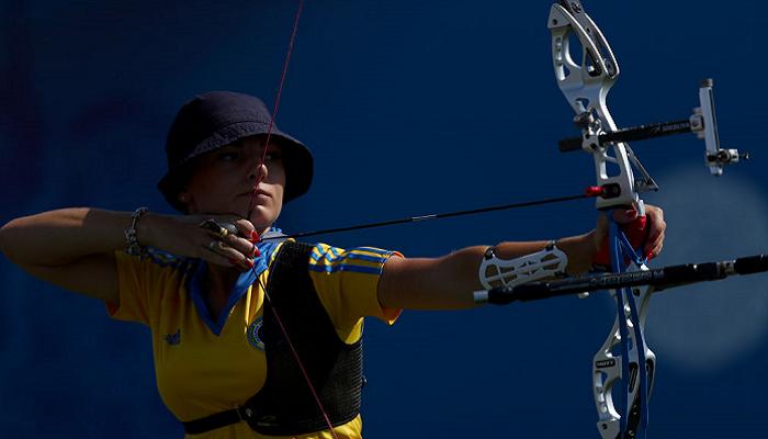 Украинцы Гунбин, Марченко и Павлова покинули олимпийский турнир по стрельбе из лука