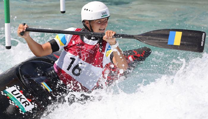 Вікторія Ус – сьома у слаломі на каное. Олімпійська чемпіонка – австралійка Фокс