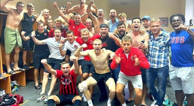 Вторая лига. Балканы разгромили Реал Фарму и другие матчи тура