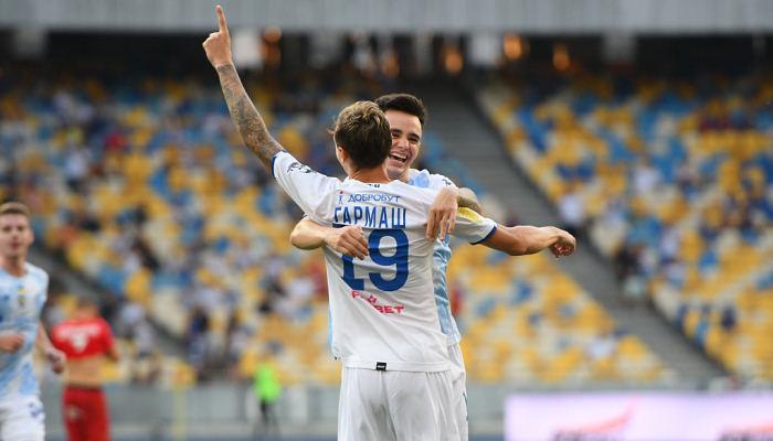 Заря — Динамо: прогноз матча чемпионата Украины