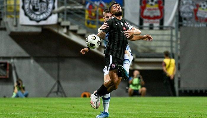 Аллахьяр: Хочу остаться в Заре до конца сезона. Клуб сможет выкупить меня за 3,5 млн евро