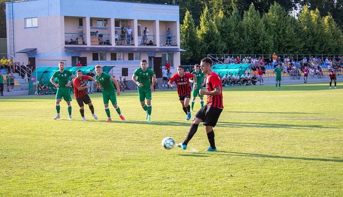 Старгородський, Чепурненко, Кіча, Кравченко: вся збірна 5-го туру Другої ліги