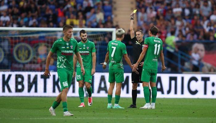 Комітет арбітрів УАФ вважає, що Серпутько справедливо призначив пенальті у ворота Оболоні в матчі з Металістом