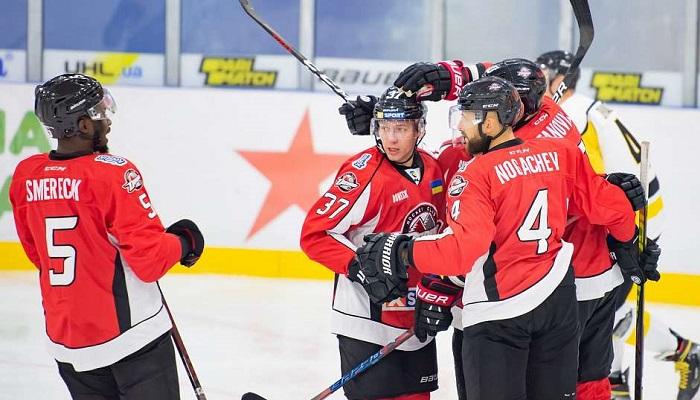 Донбас в серії булітів програв данському Рунгстеду на старті хокейної Ліги чемпіонів