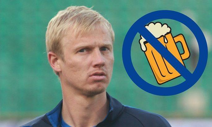 Перемога розірвала контракт зі Слінкіним через регулярне вживання алкоголю