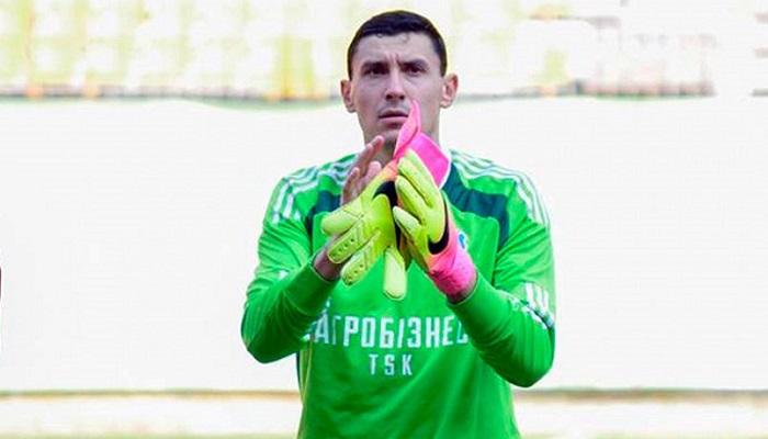 Вікторія підписала екс-воротаря Альянсу Литвиненка