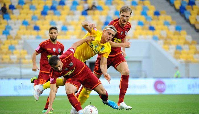 ПФК Львів і Олександрія не змогли визначити найсильнішого