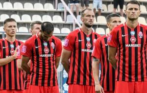 Заря сыграет против победителя пары Рапид — Анортосис в плей-офф Лиги Европы
