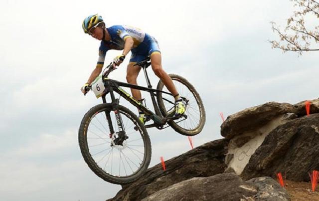 Українська велогонщиця Попова стала бронзовим призером чемпіонату Європи з маунтинбайку