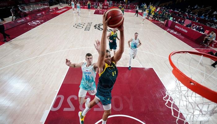 Австралія обіграла Словенію в матчі за бронзу олімпійського баскетбольного турніру