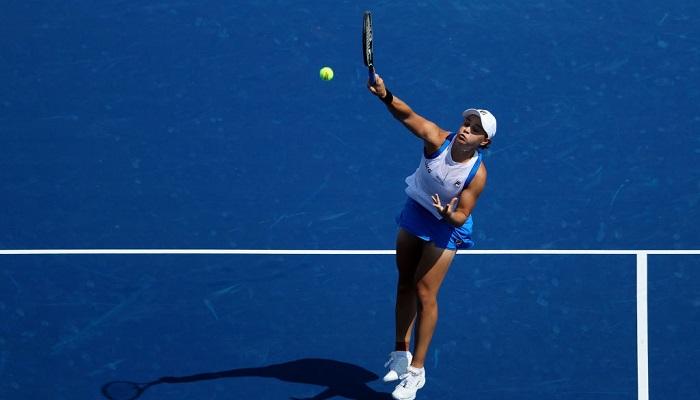 Барти обыграла Крейчикову в четвертьфинале турнира в Цинциннати