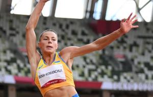 Бех-Романчук — о пятом месте на Олимпиаде: «Разочарована своими прыжками»